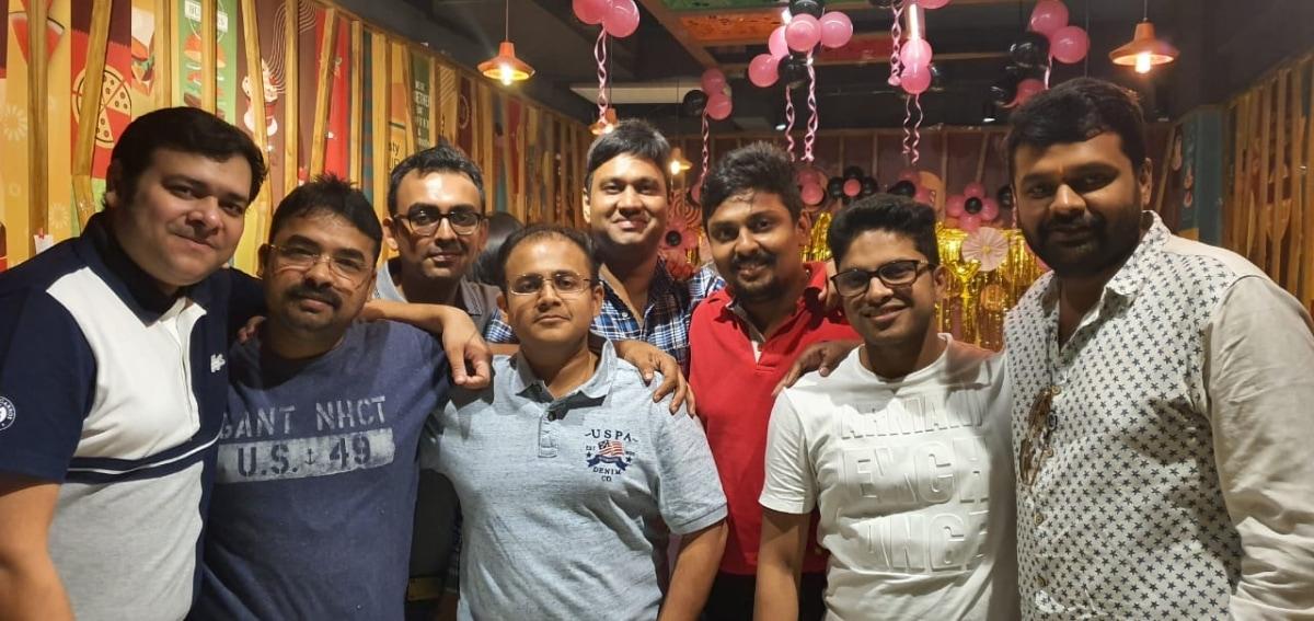 Dinner Fellowship with RT 265 Surat