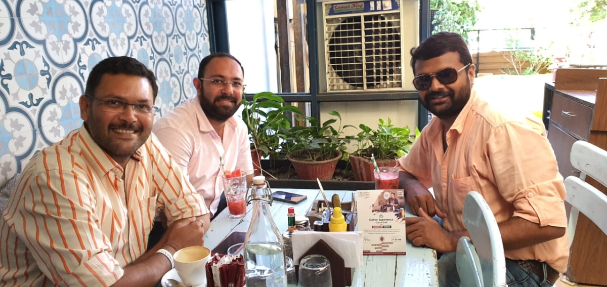 Breakfast Fellowship with RT233 Jaipur