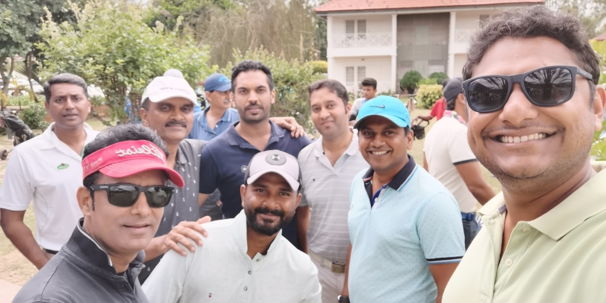 Chikmagalur Golf Fellowship