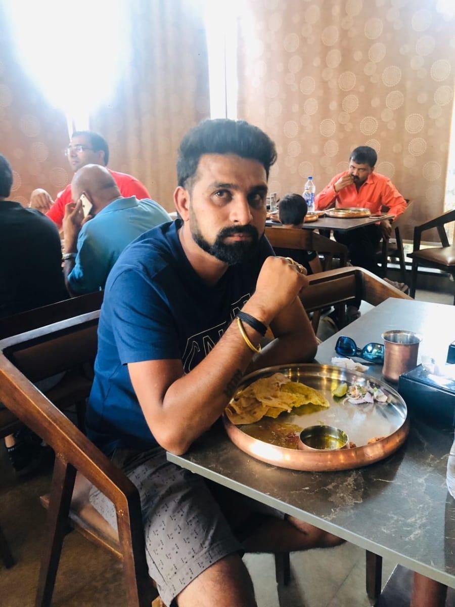 Lunch Fellowship in Hubli