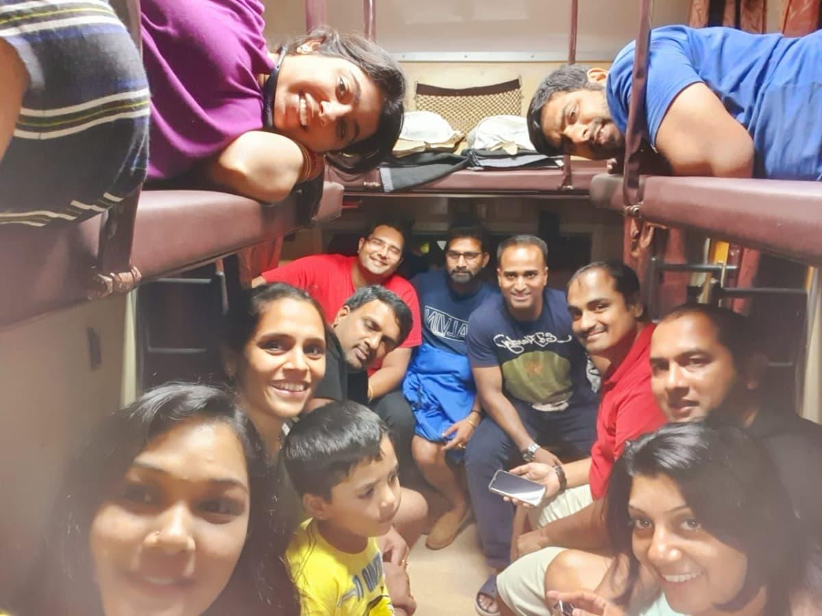 Return Journey Fellowship